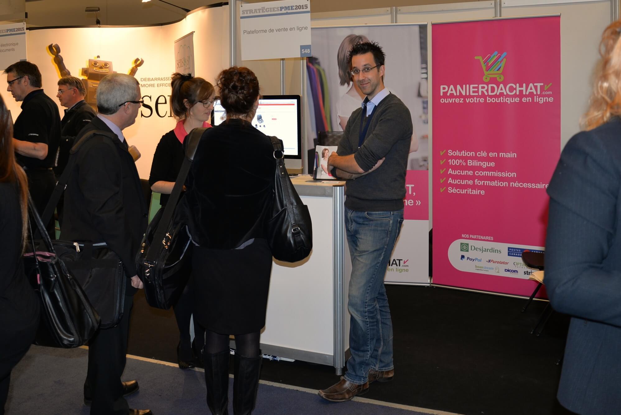 Salon Stratégie PME 2015 - 2