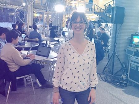Emanuelle Duchesne, Vice-présidente aux affaires électroniques, conseillère, conférencière.